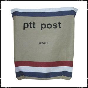Postopvanger / Brievenbuszak PTTpost boven horizontaal ...